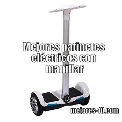 Mejores patinetes electricos